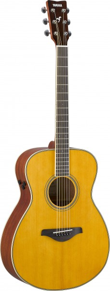 Yamaha FS-TA Transacoustic Westerngitarre (Vintage Tinted)
