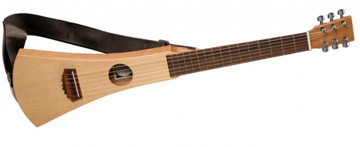 Martin Guitar GCBC Backpacker Guitar (Nylon Strings/inkl. Gigbag)