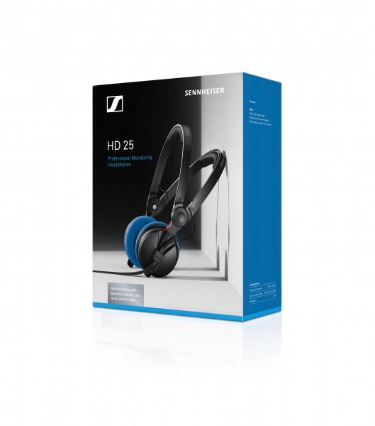 Sennheiser HD 25 Kopfhörer BLUE