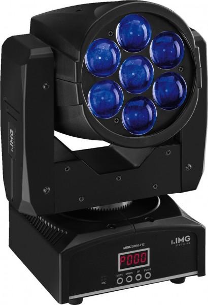 MINIZOOM-712 Moving-Head Wash Zoom (LED)