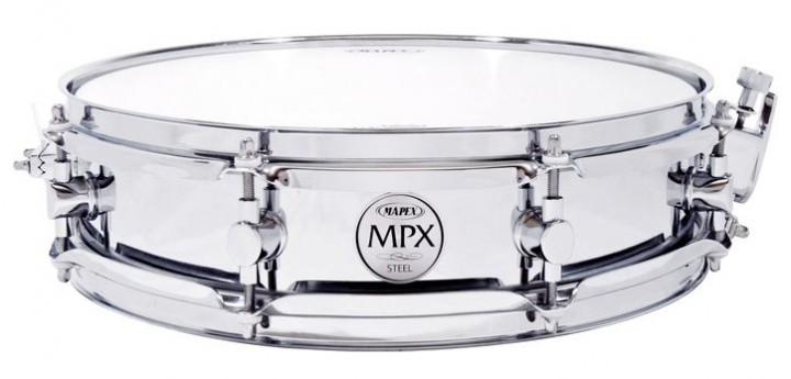 Mapex MPX MPST3354 Steel Snare 13x3,5