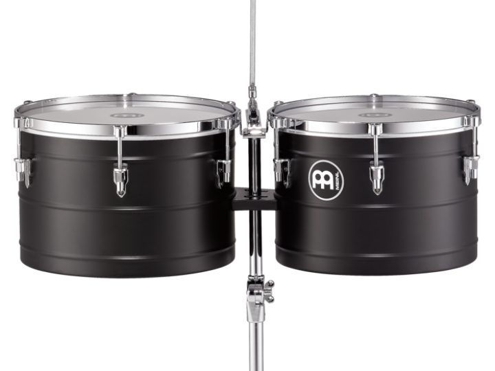Meinl Steel Turbo Timbales (14