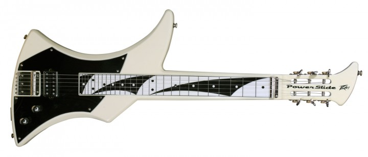 Peavey PowerSlide Slide-Gitarre (ivory)