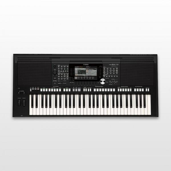 yamaha psr s975 workstation keyboard keyboards orgeln. Black Bedroom Furniture Sets. Home Design Ideas
