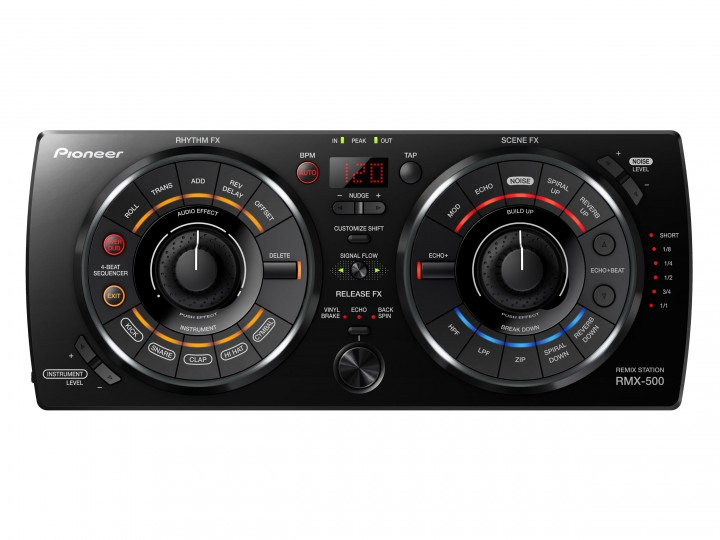 Pioneer RMX-500 DJ Remix Station