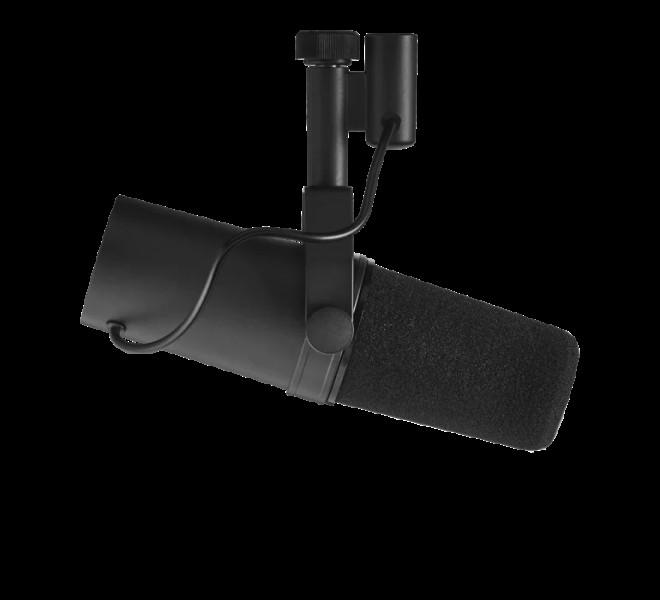 Shure SM7B Dynamisches Sprechermikrofon (Niere)