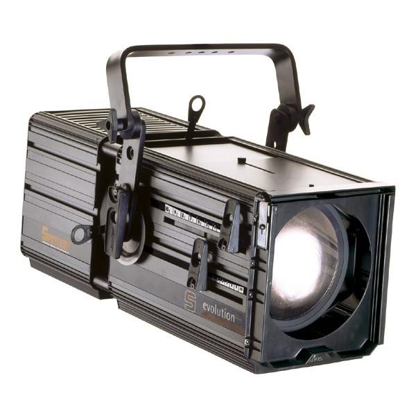 Spotlight Evolution 25 H ZW Profilscheinwerfer (Halogenlampe 1200/1000 Watt)