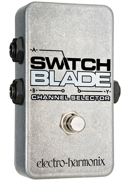 Electro Harmonix Switchblade Channel Selector