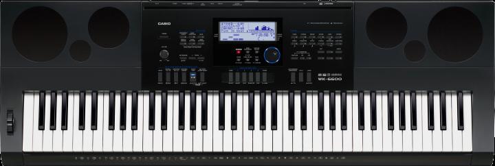 Casio WK-6600 Workstation Keyboard