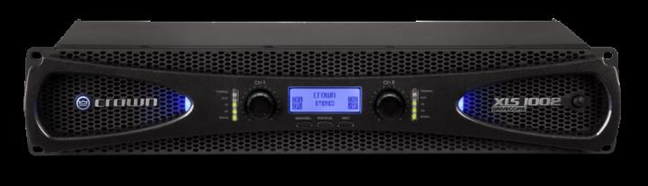 XLS1002 Endstufe (2x 350 Watt)